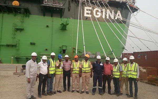 The Egina Team