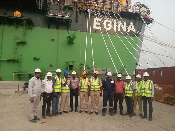 The Egina Team