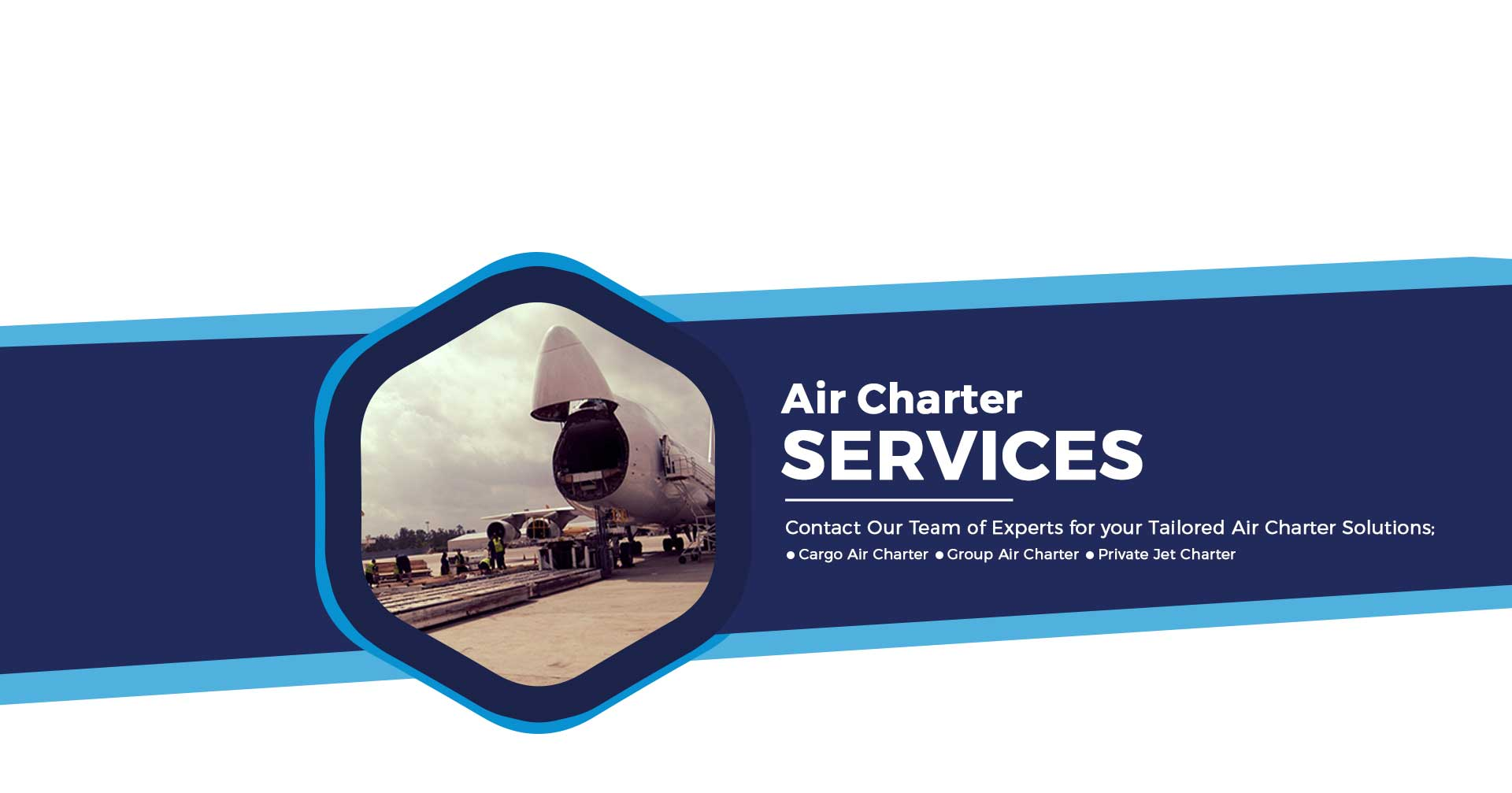 Air Charter Services Campaign